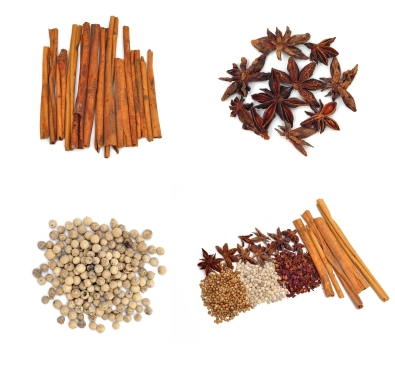 Photo of herbs from free digital images website